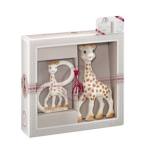 Sophiesticated Teether Gift Set