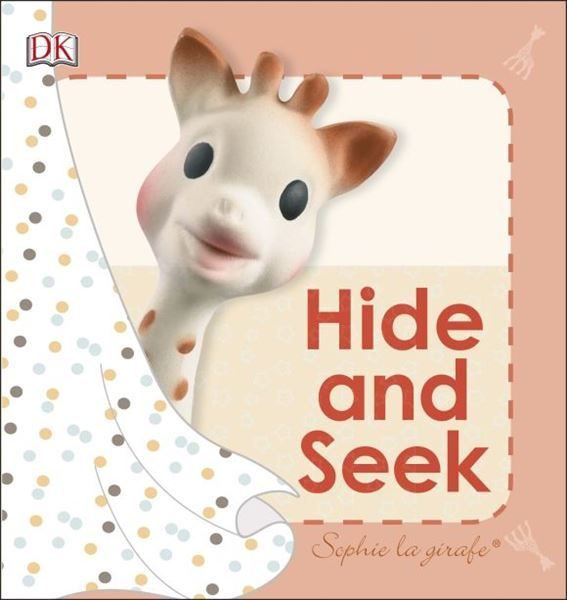 Sophie la girafe Hide and Seek Book