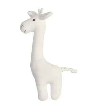 BAM BAM Baby Sustainable Giraffe Rattle