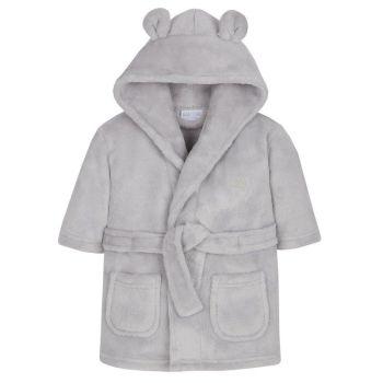 Super Soft Dressing Gown - Grey
