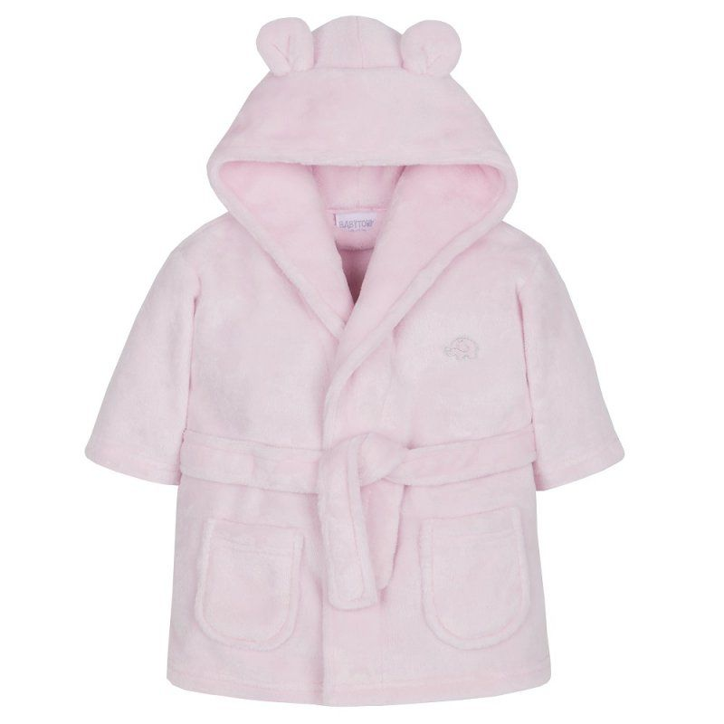 Super Soft Dressing Gown - Pink