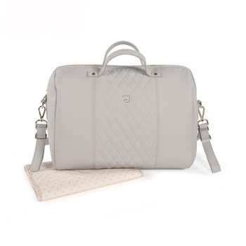 Pasito a Pasito MARIA Baby Changing Bag - Grey