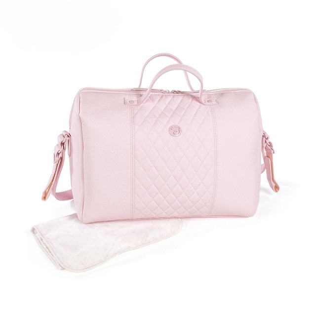 Pasito a Pasito MARIA Baby Changing Bag - Pink