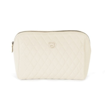 Pasito a Pasito MARIA Wash Bag - Cream