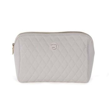 Pasito a Pasito MARIA Wash Bag - Grey