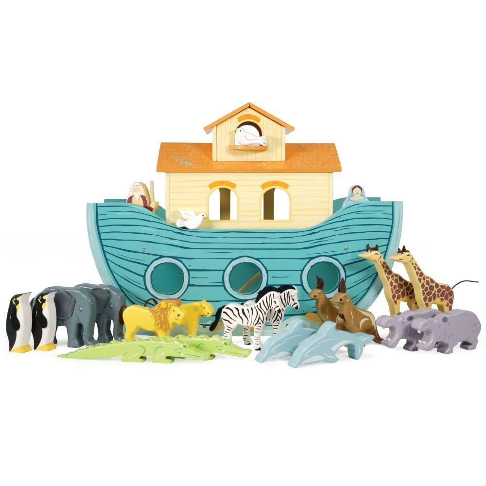 LE TOY VAN Great Noah's Ark