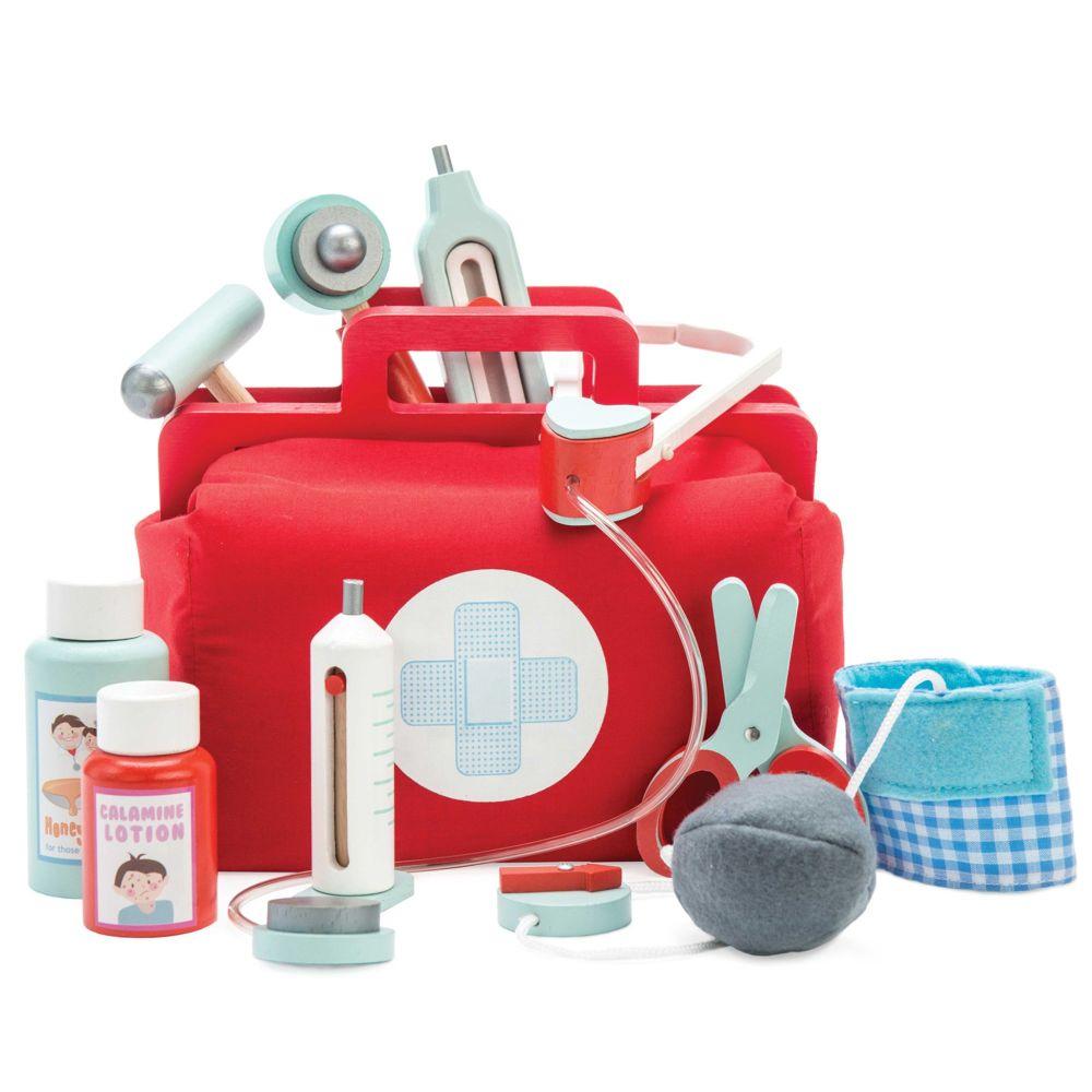 LE TOY VAN Doctor's Medical Kit