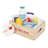 LE TOY VAN Cheese & Dairy Crate