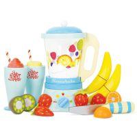 LE TOY VAN Blender & Wooden Fruit Set