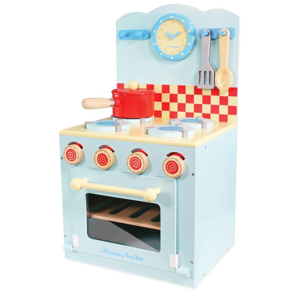 LE TOY VAN Oven & Hob - Blue