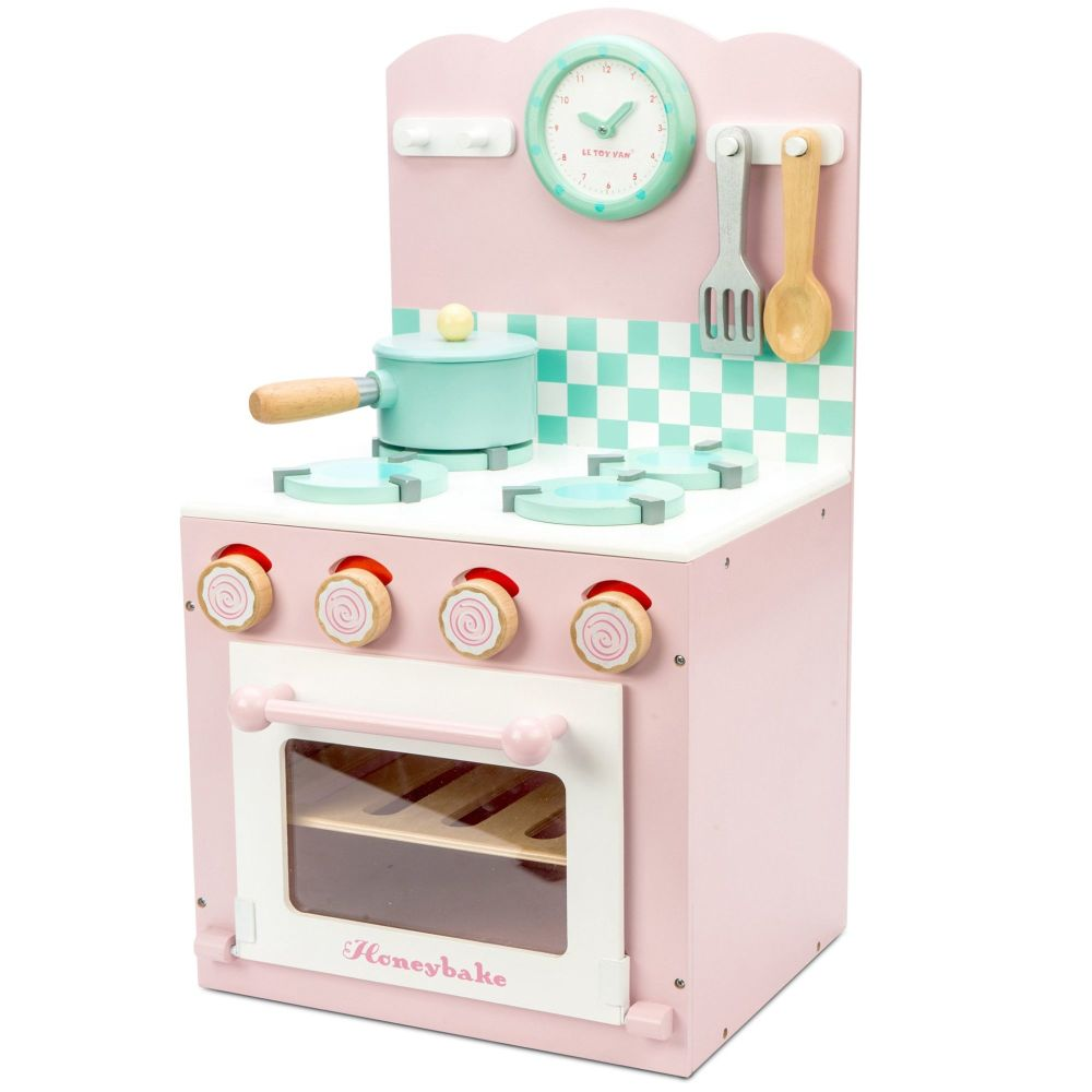 LE TOY VAN Oven & Hob - Pink