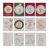 Disney Baby's 1st Christmas Milestones Cards - Winnie the Pooh