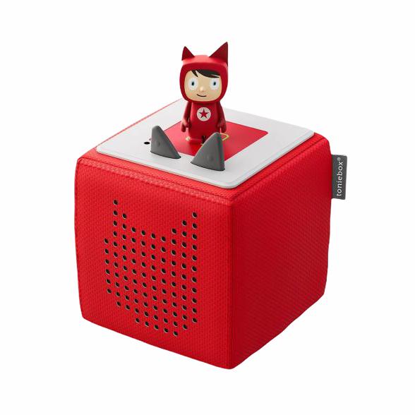 Tonies Toniebox Starter Set - Red