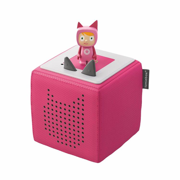 Tonies Toniebox Starter Set - Pink