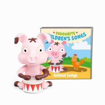 Tonies Favourite Children's Songs - Animal Songs Audio Character