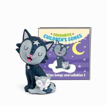 Tonies Favourite Children's Songs - Bedtime Songs & Lullabies 2 Audio Character