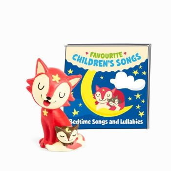 Tonies Favourite Children's Songs - Bedtime Songs and Lullabies Audio Character