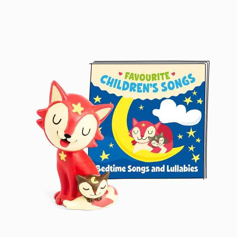 Tonies Favourite Children's Songs - Bedtime Songs and Lullabies Audio Chara