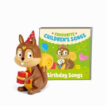 Tonies Favourite Children's Songs - Birthday Songs Audio Character