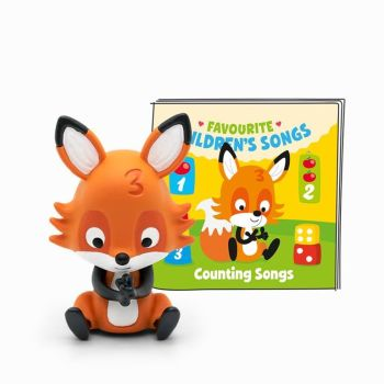 Tonies Favourite Children's Songs - Counting Songs/Times Audio Character