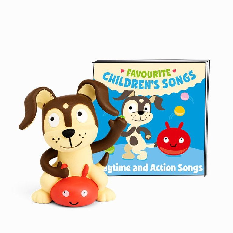 Tonies Favourite Children's Songs - Playtime & Action Songs Audio Character