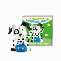 Tonies Favourite Children's Songs - Playtime & Action Songs 2 Audio Character