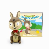 Tonies Favourite Children's Songs - Sing-Along Songs Audio Character