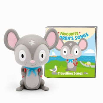 Tonies Favourite Children's Songs - Travelling Songs Audio Character