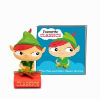 Tonies Favourite Classics - Peter Pan & Classic Stories Audio Character