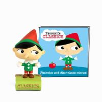 Tonies Favourite Classics Pinocchio & Classic Stories Audio Character