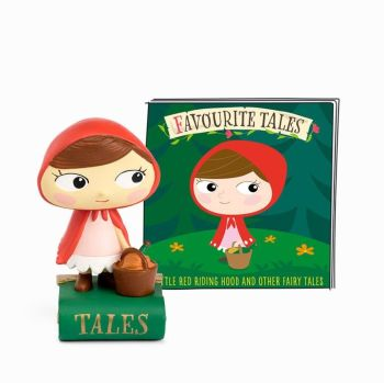 Tonies Favourite Tales - Little Red Riding Hood & Fairy Tales Audio Character