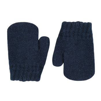 Condor Classic Soft Knit Mittens - Navy