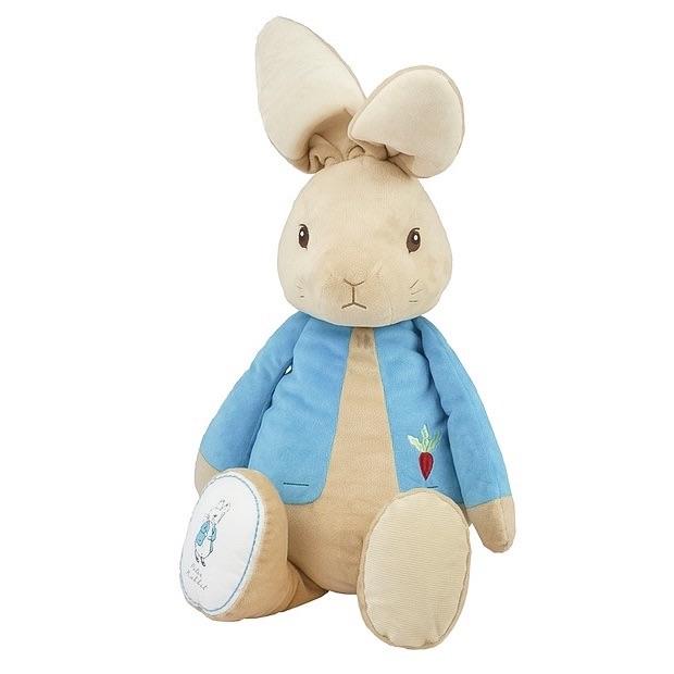 Beatrix Potter Giant My First Petter Rabbit Soft Toy (50cm)