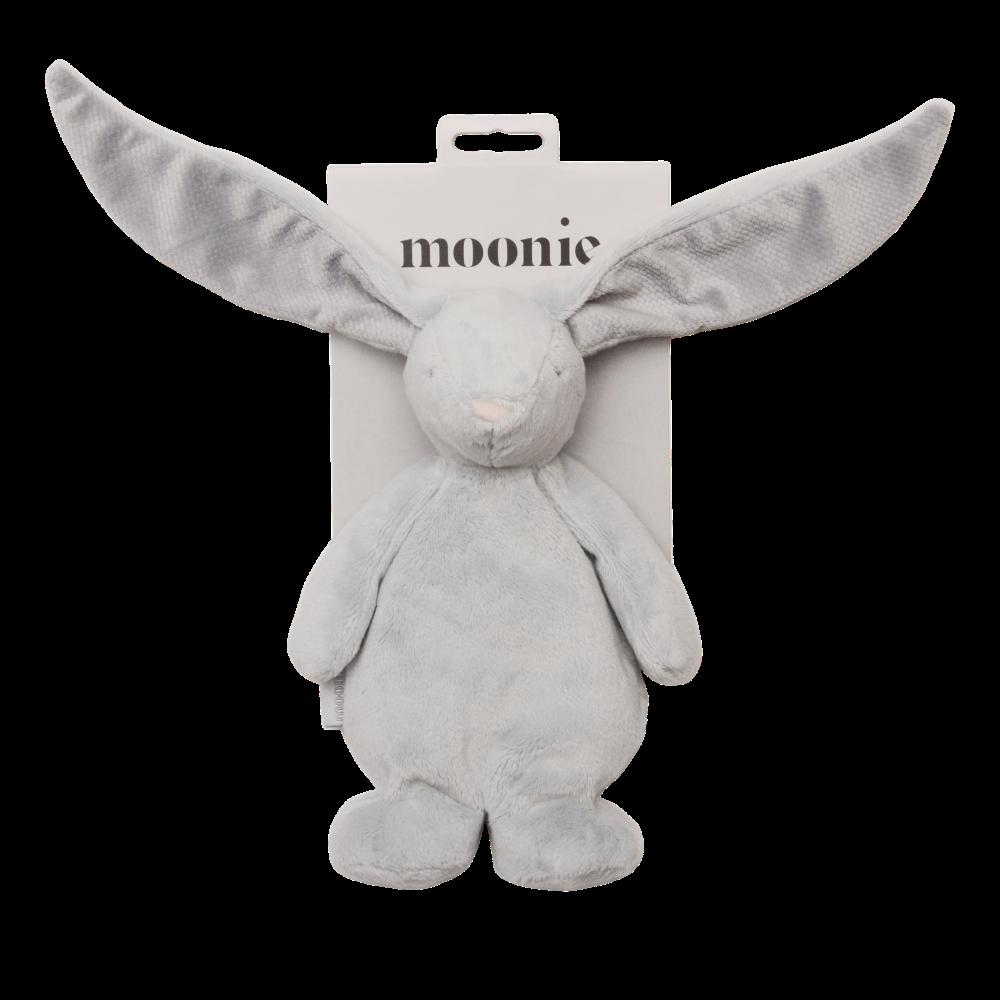 Moonie Sensory Cuddle - Silver