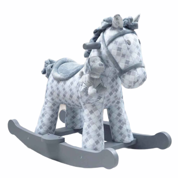 Little Bird Told Me Harper & Chase Rocking Horse