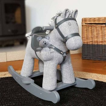 Little Bird Told Me Stirling & Mac Rocking Horse