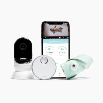 Owlet Smart Sock & Camera Duo V3