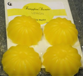 """Lemon"" Fragranced wax melts"