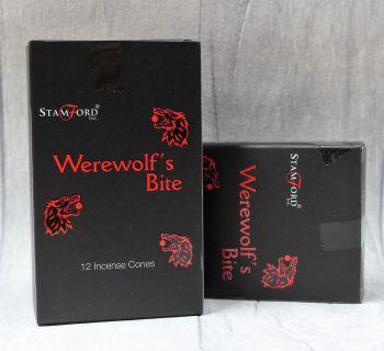 """Warewolf's Bite"" Incense Cones"