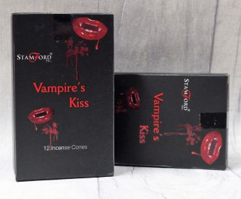 """Vampire's Kiss"" Incense Cones"