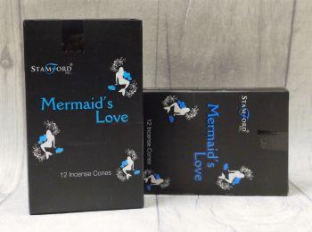"""Mermaid's Love"" Incense Cones"