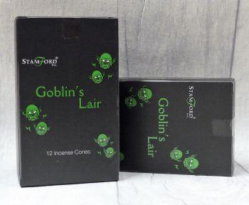 """""""Goblin's Lair"""" Incense Cones"""