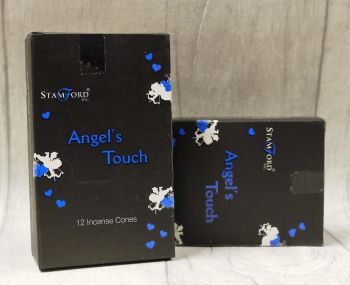 """Angel's Touch Incense Cones"