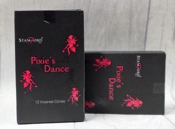 """""""Pixie's Dance"""" Incense Cones"""
