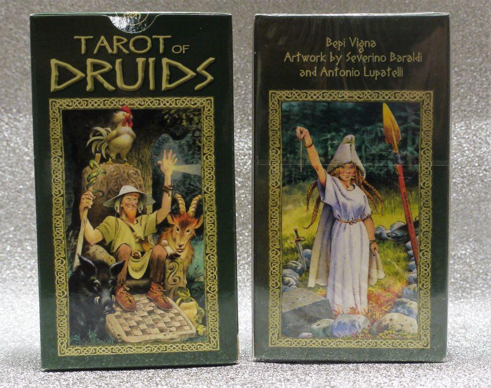 Druids Tarot Cards