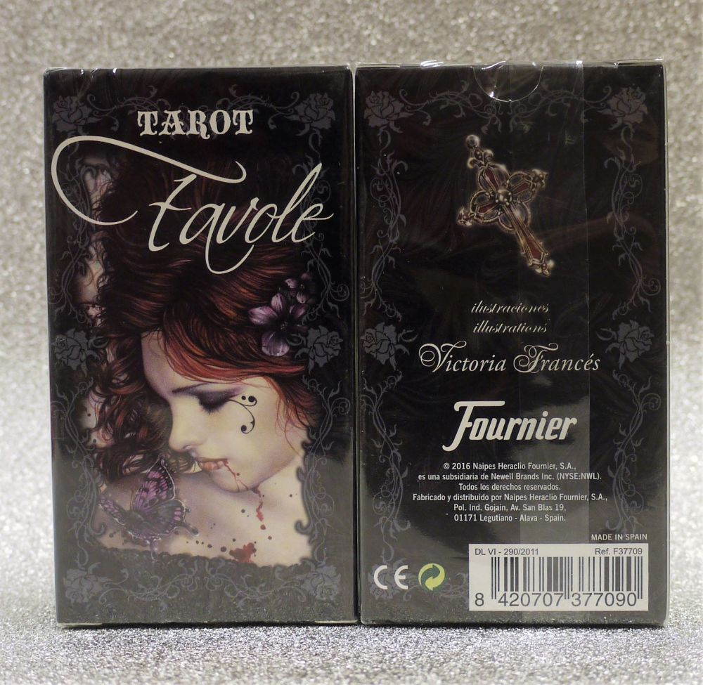 Favole Tarot Cards