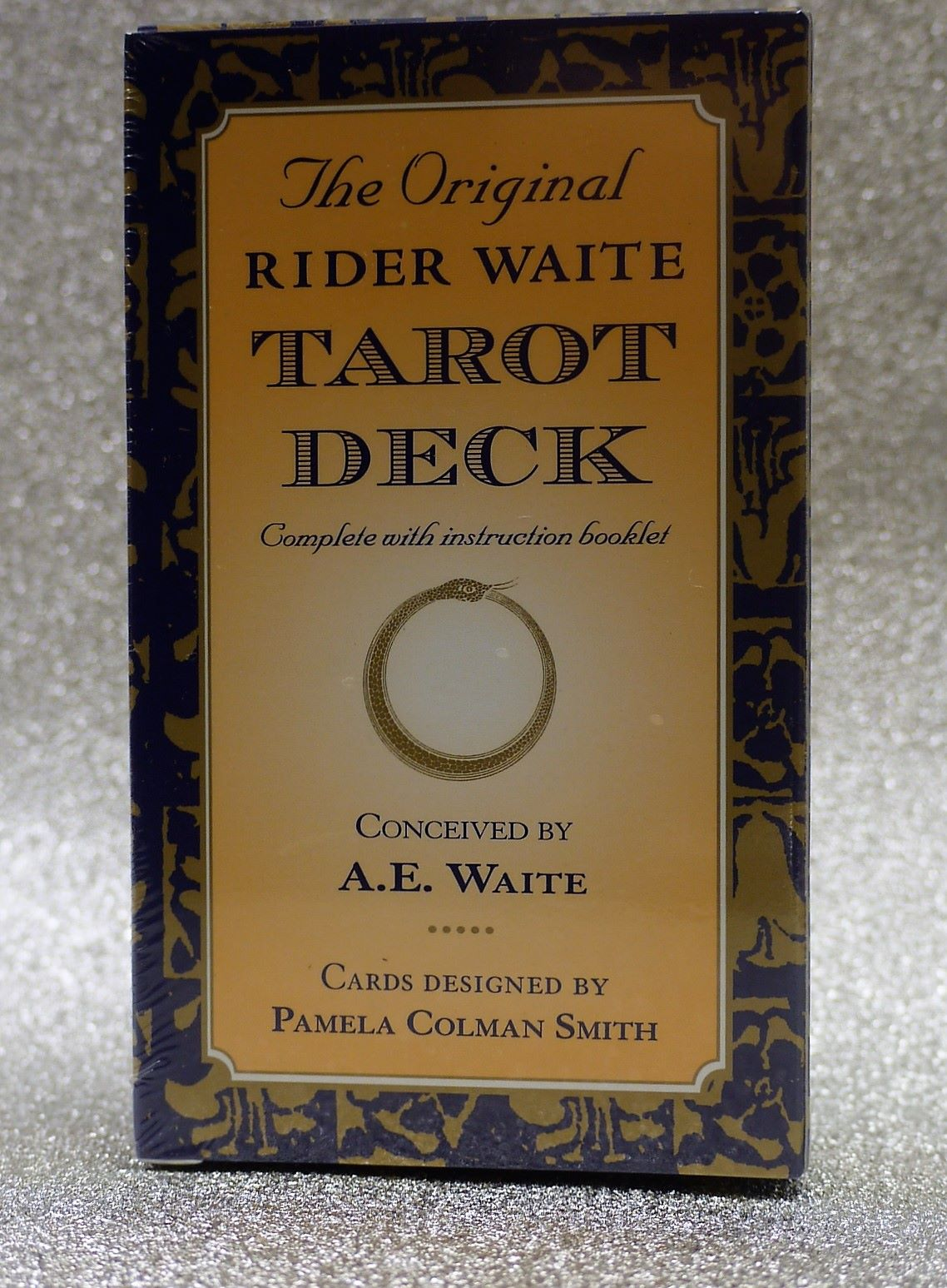 Rider Waite Tarot Cards