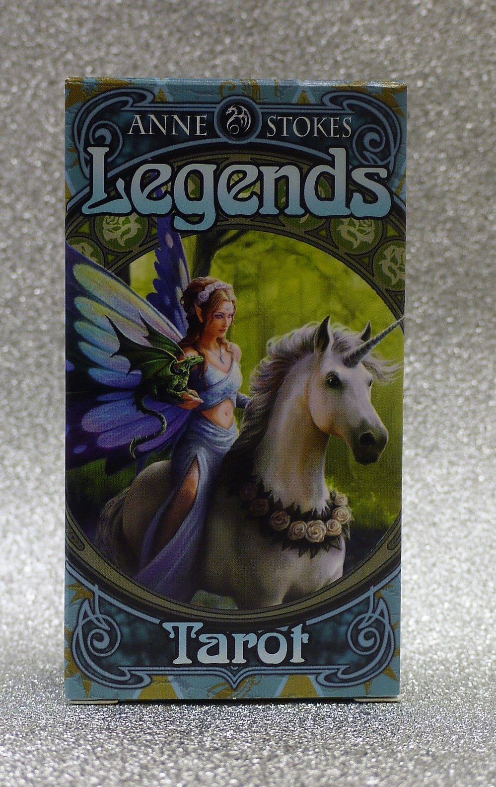 Legends Tarot Cards