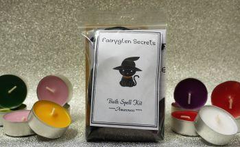 Awareness- bath spell kit
