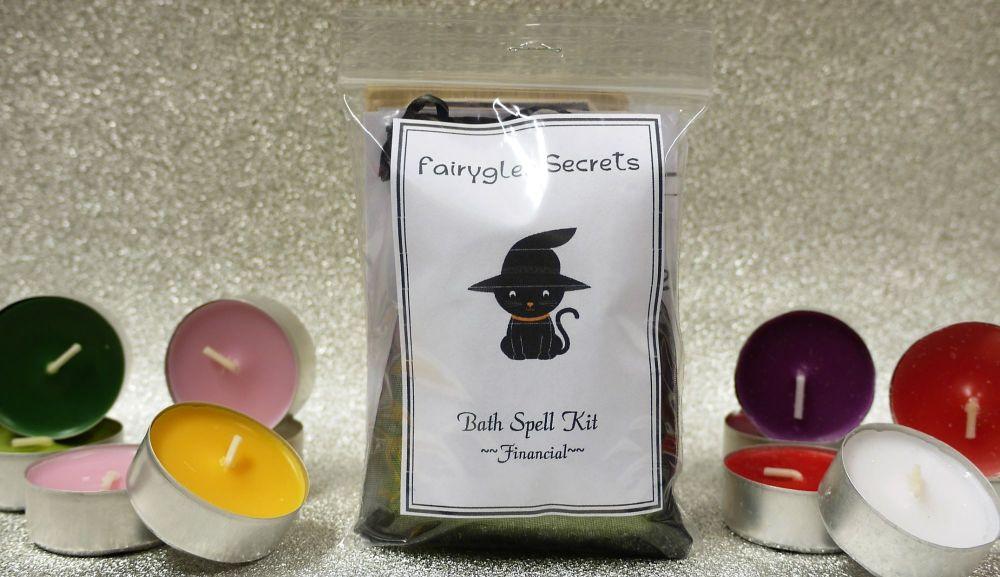 Financial - Bath spell kit